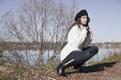 Fall fashion Stock Images