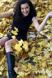 Fall Fashion Stock Photos
