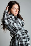 Fall Fashion Girl Stock Images