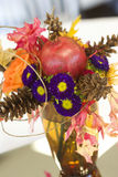 Fall Flower arrangment Royalty Free Stock Image