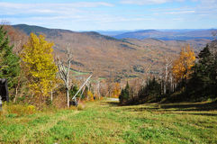 Fall Foliage in New England Royalty Free Stock Photos