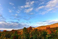 Fall Foliage Vermont Royalty Free Stock Image