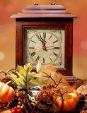 Fall Forwad Spring Back Clock Stock Photo