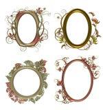Fall frames Royalty Free Stock Image