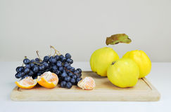 Fall fruits Royalty Free Stock Photography