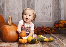 Fall Fun Royalty Free Stock Image