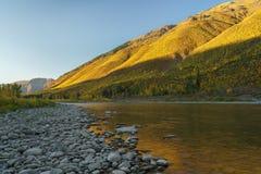 Fall Glacier National Park Royalty Free Stock Photo