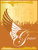 Fall from Grace Royalty Free Stock Photos