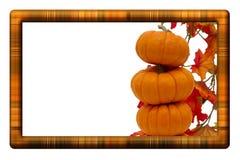 Free Fall Harvest Border Royalty Free Stock Photos - 27271118