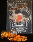 Fall Harvest Fun stock photo