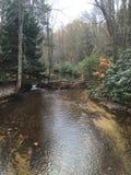 Fall hike Royalty Free Stock Photo