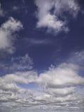 Fall-Himmel Lizenzfreies Stockbild