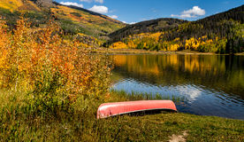 Free Fall In Steamboat Springs Colorado Stock Photos - 45068903