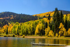 Free Fall In Steamboat Springs Colorado Royalty Free Stock Images - 45069169