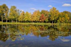 Fall landscape Stock Photos