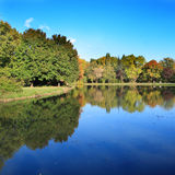 Fall landscape Stock Image