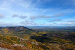 Fall landscapes, Canada Stock Photography