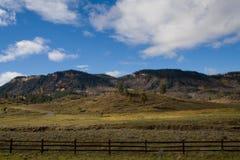 Fall-Landschaft Lizenzfreie Stockfotografie