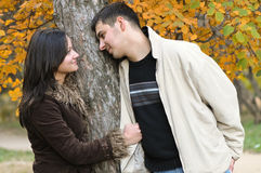 Fall in love Stock Photos