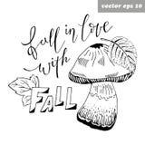 Fall in love Stock Photo