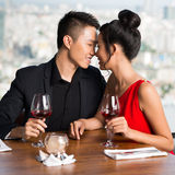 Fall in love Stock Photography