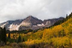 Fall at Maroon Bells Stock Image