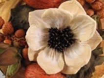 Fall mit Blumen Lizenzfreie Stockfotos