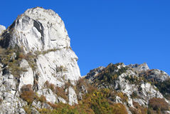 Fall mountains Royalty Free Stock Images