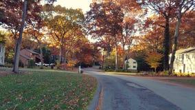 Fall Neighborhood stock photos