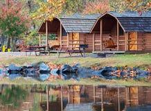 Fall in Nord-Carolina Lizenzfreies Stockbild