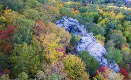 Fall in North Carolina Stock Photos