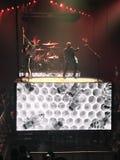 Fall Out Boy Charlotte, NC Fotografia de Stock