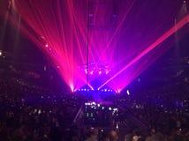 Fall Out Boy Charlotte, NC Imagem de Stock Royalty Free