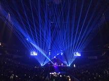Fall Out Boy-Konzert Lizenzfreies Stockbild