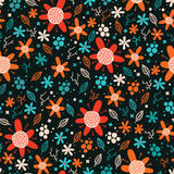 Fall pattern Stock Photography
