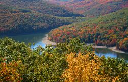 Fall in Pennsylvania Stock Photography