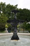Workers Park Fountain royalty free stock photography