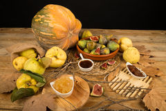 Fall produce Royalty Free Stock Image