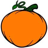 Fall Pumpkin Stock Image