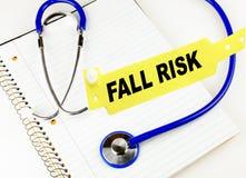Fall-Risiko Lizenzfreies Stockbild