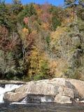 Fall River стоковое изображение