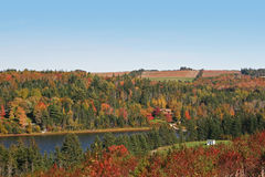 Fall-River Stockfotos