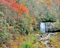 Fall's of Water Royalty Free Stock Photography