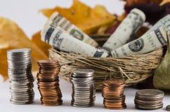 Fall Savings Stock Photos