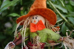 Fall Scarecrow Royalty Free Stock Images