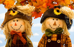Fall Scene Royalty Free Stock Photos