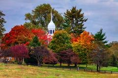 Fall scene. Beautiful fall scene in rural Kentucky Royalty Free Stock Images
