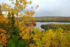 Fall scenery Royalty Free Stock Photography