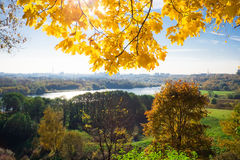 Fall scenery Royalty Free Stock Photography