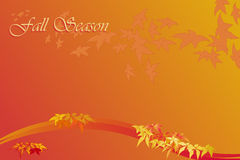 Fall Season Background Stock Images